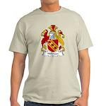 Hillman Family Crest Light T-Shirt
