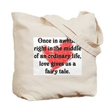 Fairytale Wedding Tote Bag