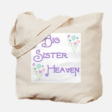 Big Sister Heaven Tote Bag