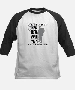 I Support My Daughter 2 - ARMY Tee