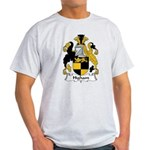 Higham Family Crest Light T-Shirt