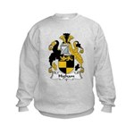 Higham Family Crest Kids Sweatshirt