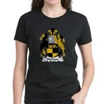 Higham Family Crest Women's Dark T-Shirt