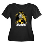 Higham Family Crest Women's Plus Size Scoop Neck D