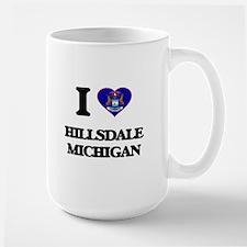 I love Hillsdale Michigan Mugs