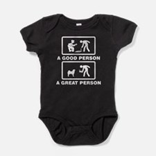 Tibetan Mastiff Baby Bodysuit