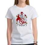 Heywood Family Crest Women's T-Shirt