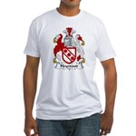 Heywood Family Crest Fitted T-Shirt