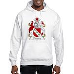 Hervey Family Crest Hooded Sweatshirt