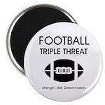 TOP Football Slogan Magnet