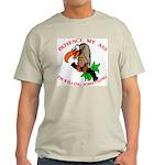 Patience My Ass Buzzard Light T-Shirt