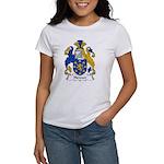 Henner Family Crest Women's T-Shirt