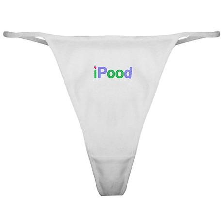 iPood Classic Thong