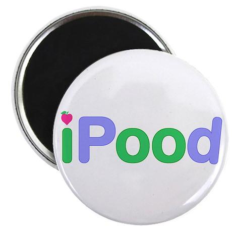 "iPood 2.25"" Magnet (100 pack)"