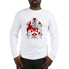 Hedley Family Crest Long Sleeve T-Shirt