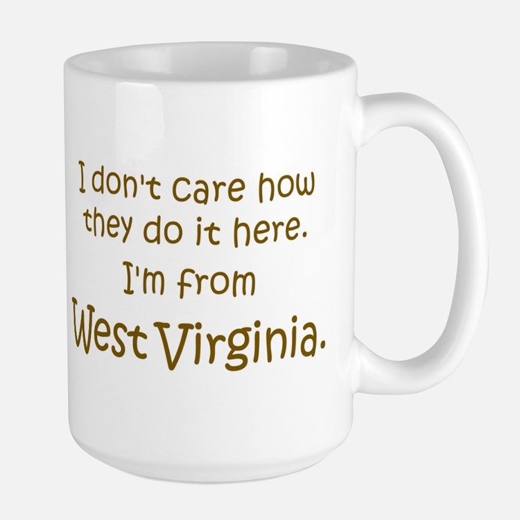 From West Virginia Mug