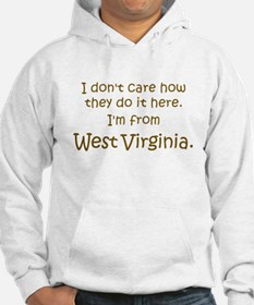 From West Virginia Jumper Hoody