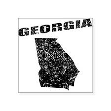 Retro Georgia Sticker