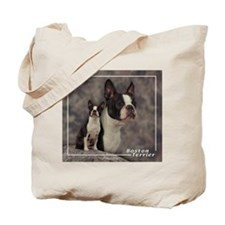 Boston Terrier-1 Tote Bag