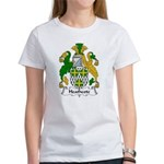 Heathcote Family Crest Women's T-Shirt