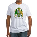 Heathcote Family Crest Fitted T-Shirt