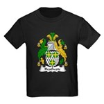Heathcote Family Crest Kids Dark T-Shirt