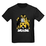 Heath Family Crest Kids Dark T-Shirt
