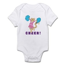 Cheerleader Infant Bodysuit