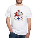 Heard Family Crest White T-Shirt