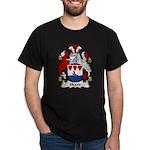Heard Family Crest Dark T-Shirt