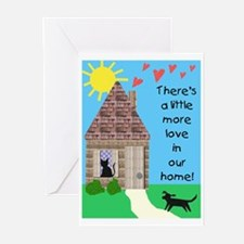 New Pet Greeting Cards (Pk of 10)