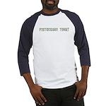 Postmodern Tshirt Baseball Jersey