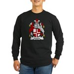Haydon Family Crest Long Sleeve Dark T-Shirt