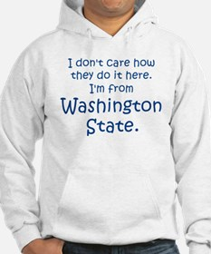 From Washington State Jumper Hoody