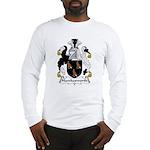 Hawkesworth Family Crest Long Sleeve T-Shirt