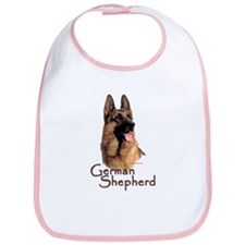 German Shepherd Dog-1 Bib