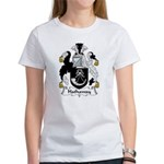 Hathaway Family Crest Women's T-Shirt
