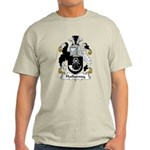 Hathaway Family Crest Light T-Shirt