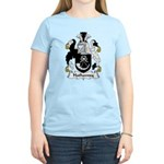 Hathaway Family Crest Women's Light T-Shirt