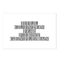 Bill Clinton for First Gentleman-Fle gray 470 Post