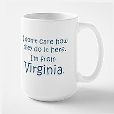 From Virginia Mug