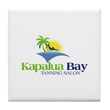 kapalua Bay Tile Coaster
