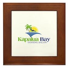 kapalua Bay Framed Tile