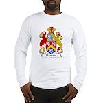 Haskins Family Crest Long Sleeve T-Shirt