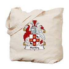 Hartley Family Crest Tote Bag