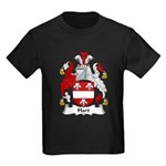 Hart Family Crest Kids Dark T-Shirt