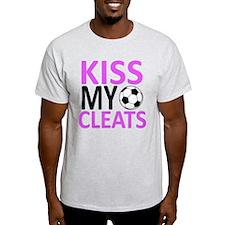 Kiss My Cleats T-Shirt
