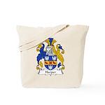 Harper Family Crest Tote Bag