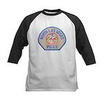 North Las Vegas Police Kids Baseball Jersey