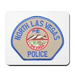 North Las Vegas Police Mousepad